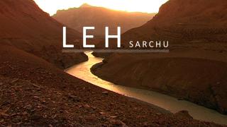 Sarchu to Leh Ladakh